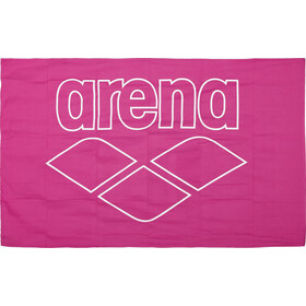 arena Pool Smart Towel fresia rose-white